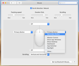 How to Turn on Right Click, Change Finder Preferences, and Access
